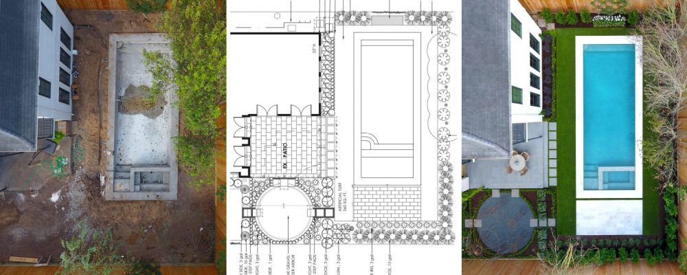 Palacios Design Before After