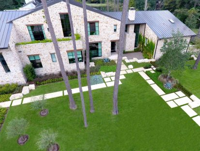 Hill Country Contemporary – Piney Point Village