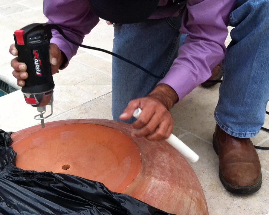 Pot Plumbing
