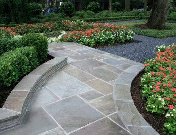 Longfellow Gardens - Stonework Detail